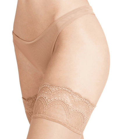 Invisible Deluxe 8 Stay-ups - Nude