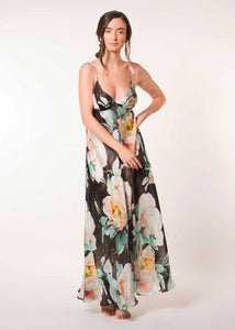 Ophelia Silk Gown