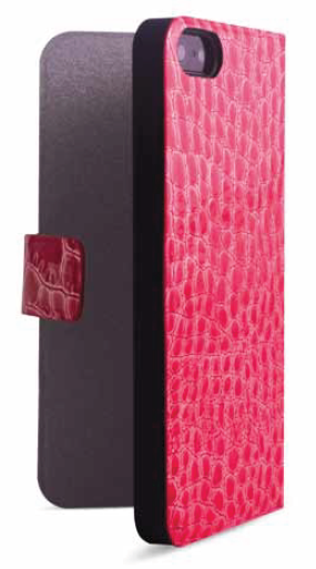 Croco Case Red