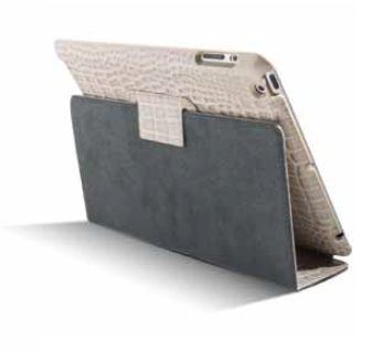 Croco iPad Cover