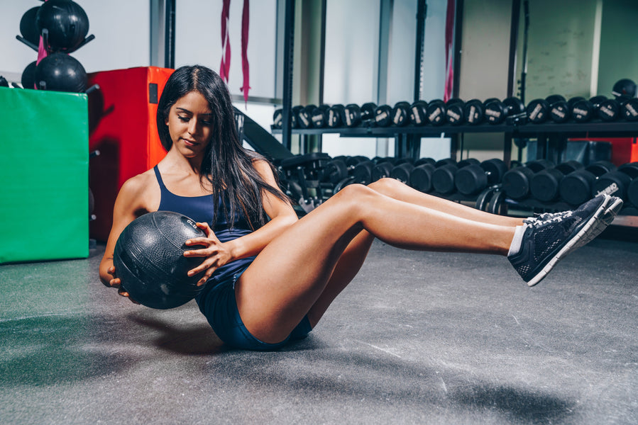 6 Best ab exercises to get a six back