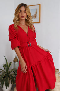 Peony Midi Dress by ELF - East Hills Casuals