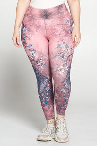 Boho Elephant 7/8 Legging by evcr2 - East Hills Casuals