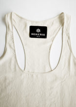Load image into Gallery viewer, TANK TOP CREME by BERENIK - East Hills Casuals