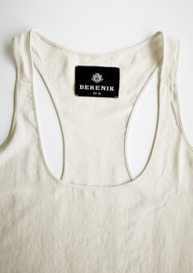 TANK TOP CREME by BERENIK - East Hills Casuals