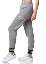 Load image into Gallery viewer, Emily Hsu Evil Eye Cuffed Jogger - East Hills Casuals
