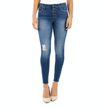 Load image into Gallery viewer, Connie High Rise Ankle Skinny - East Hills Casuals