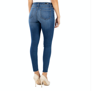 Connie High Rise Ankle Skinny - East Hills Casuals