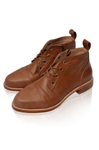 Passage Lace Up Boots by ELF - East Hills Casuals