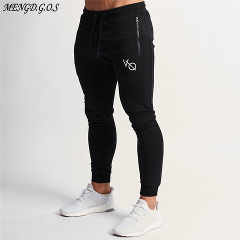 Jogger brand men's sportswear cotton fashion men's trousers streetwear casual men's clothing workout fitness pants