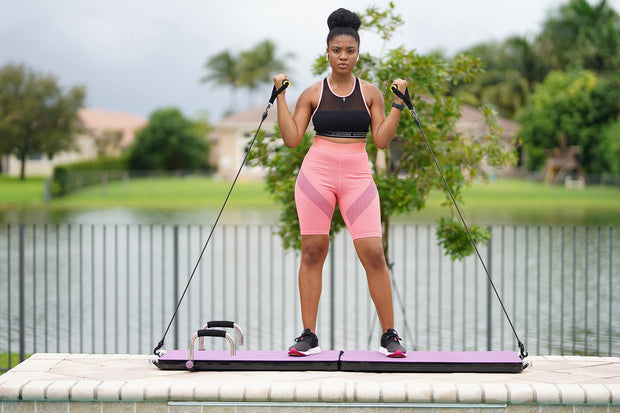All-in-one Home Gym Workout Fitness Platform
