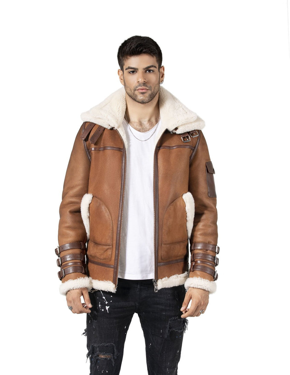 Legacy - Men's Shearling Jacket