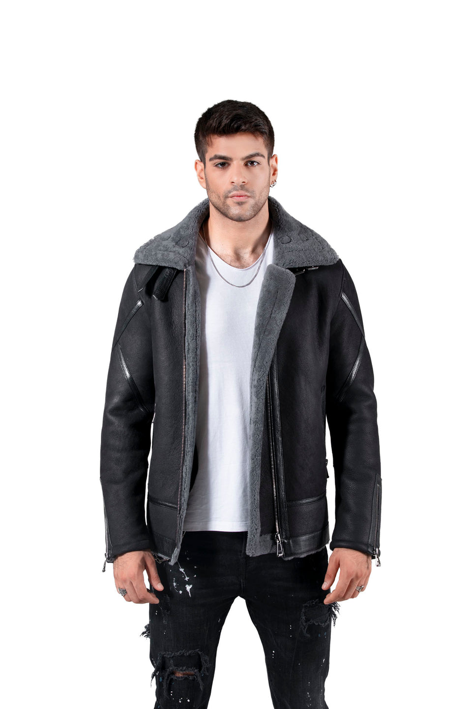 Darko - Men's Sheepskin Jacket