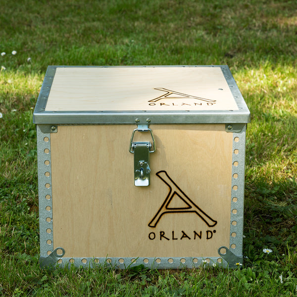 A - Orland Tent Stove