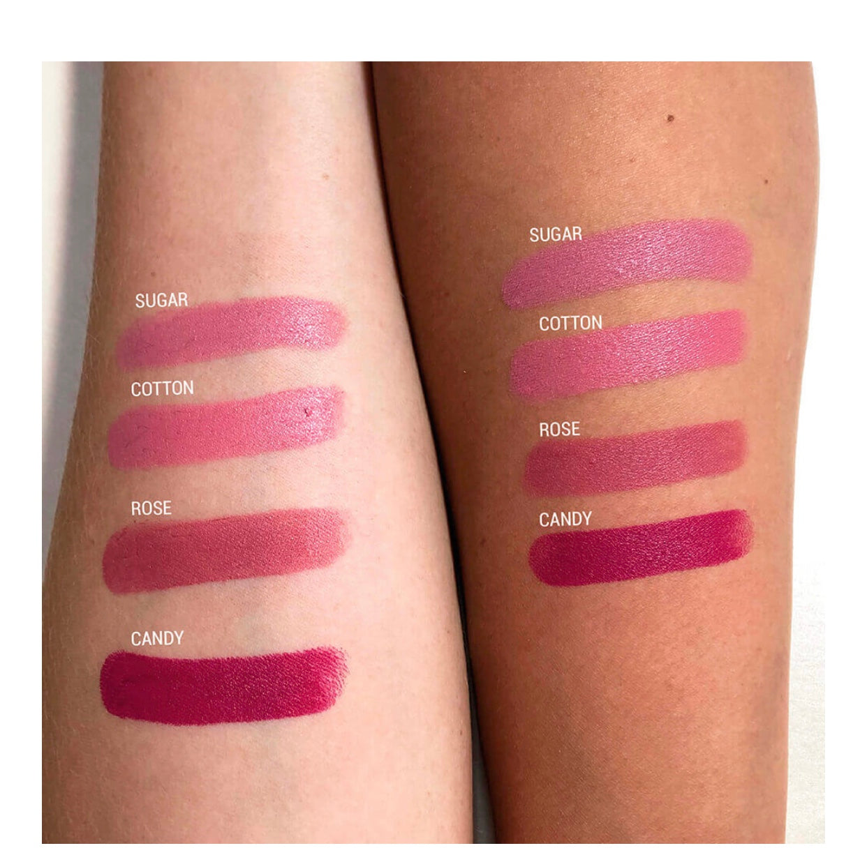 Labial Matte Sugar