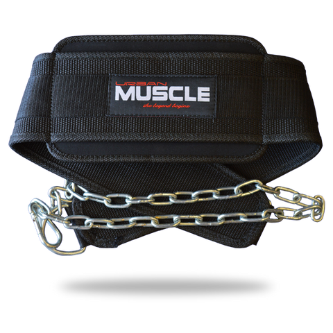 URBAN MUSCLE UM DIP BELT - URBAN MUSCLE