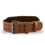 Classic Leather Belt - Tan - URBAN MUSCLE