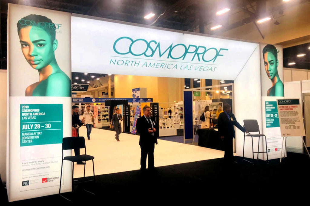 Collagen Drink Mixes Were a Hit at Cosmoprof