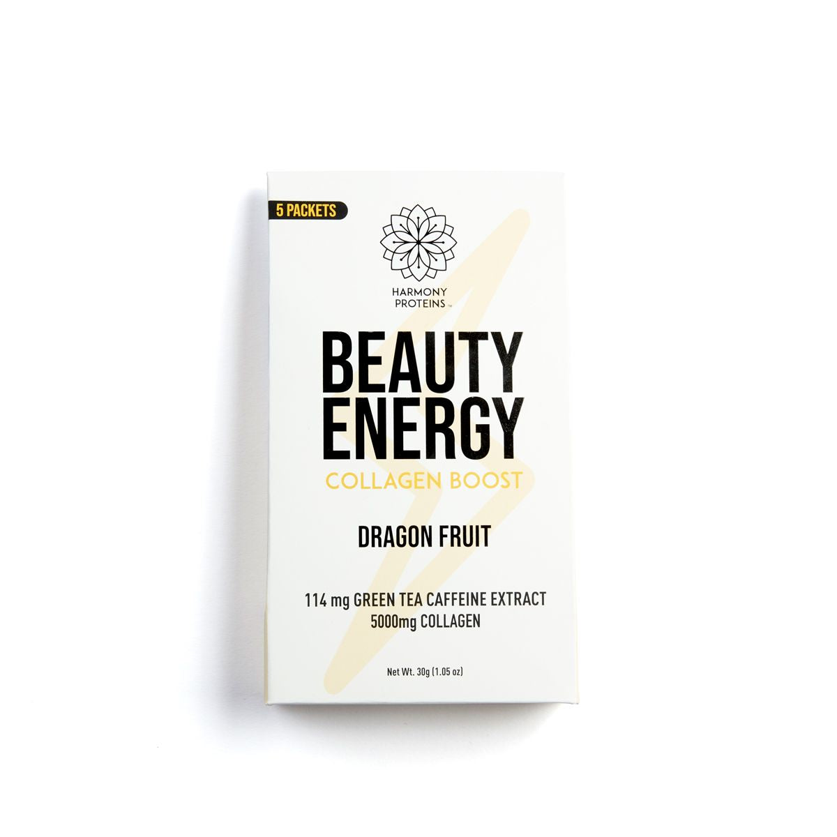 Beauty Energy Collagen Water Dragon Fruit
