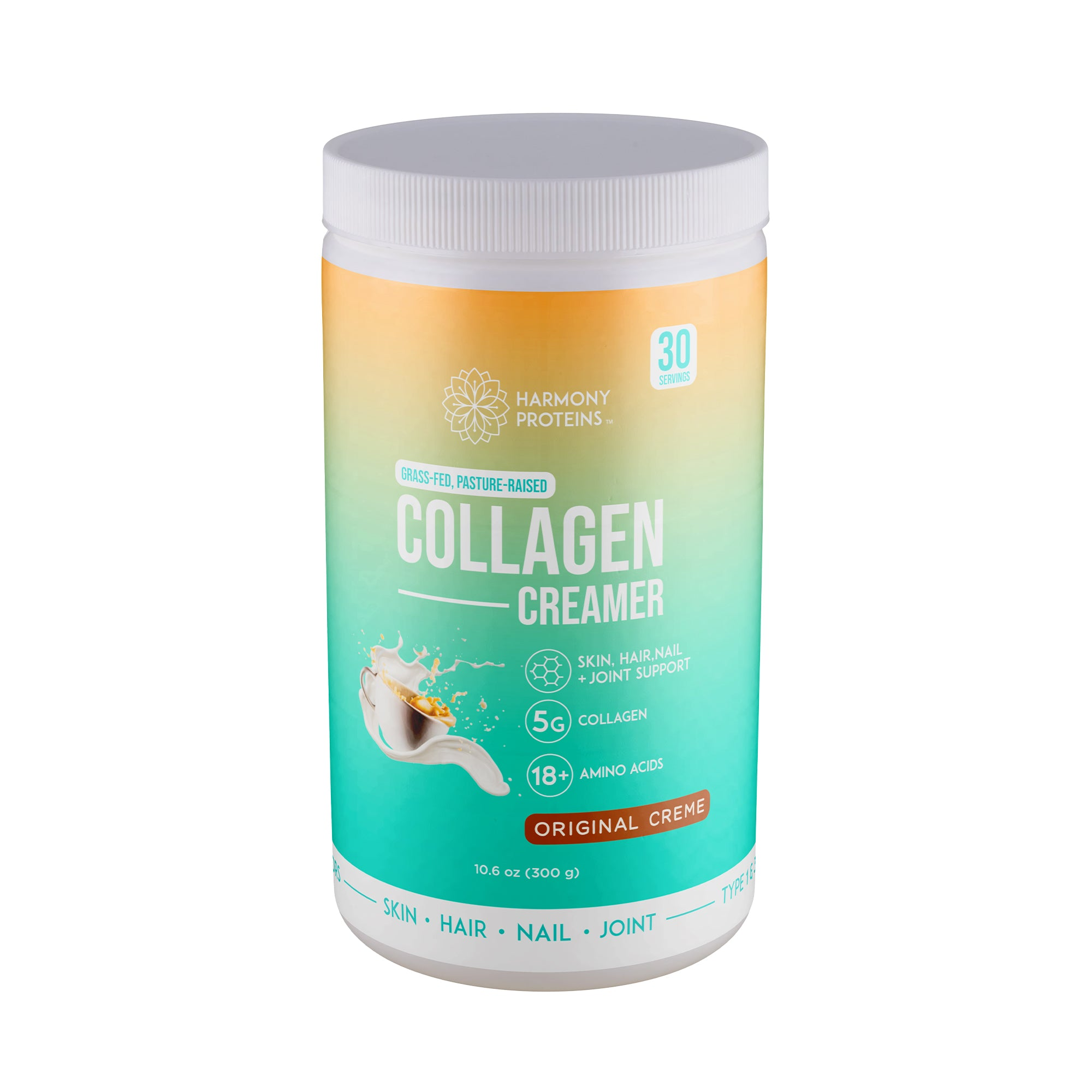 Original Grass-Fed Collagen Creamer