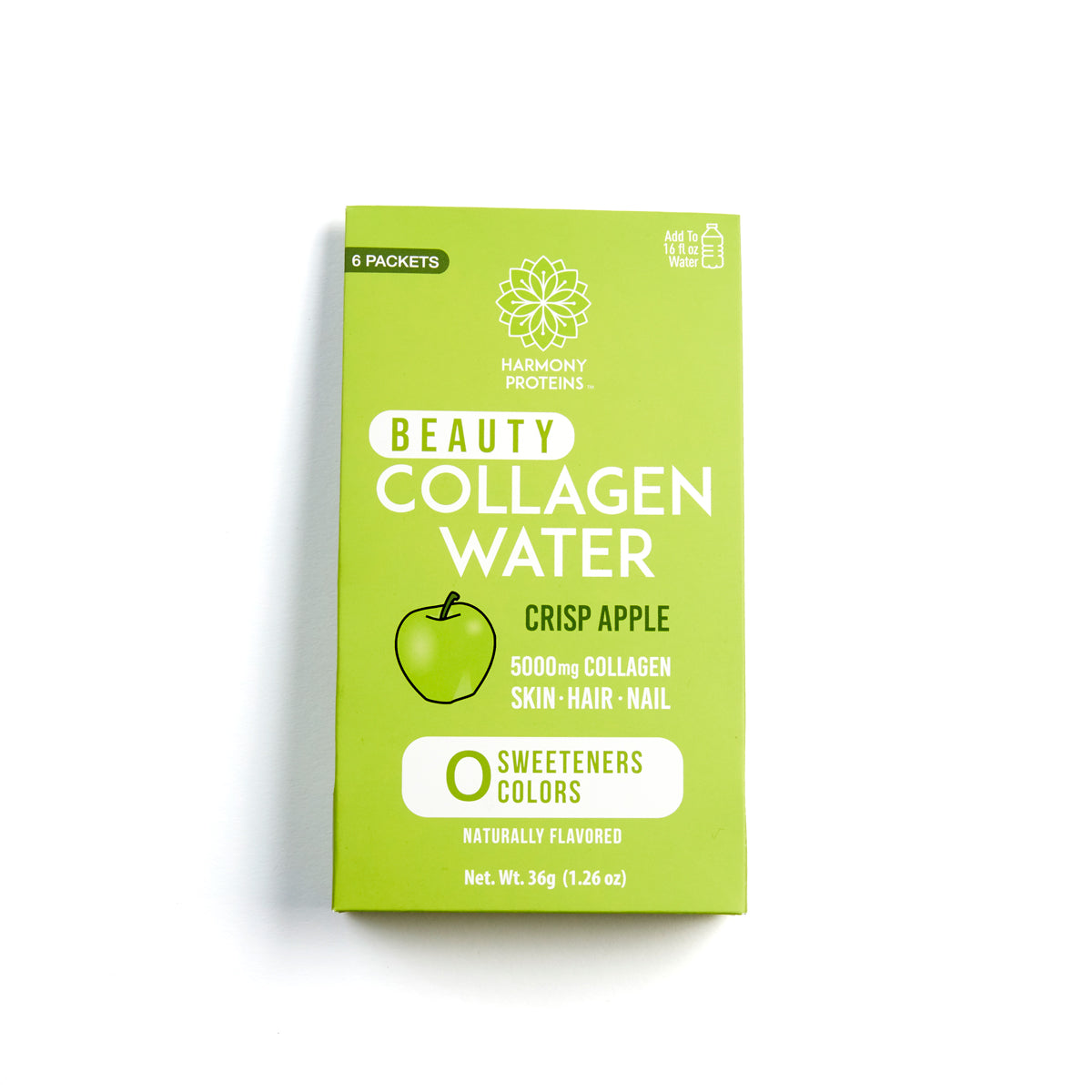 Beauty Collagen Water - Crisp Apple