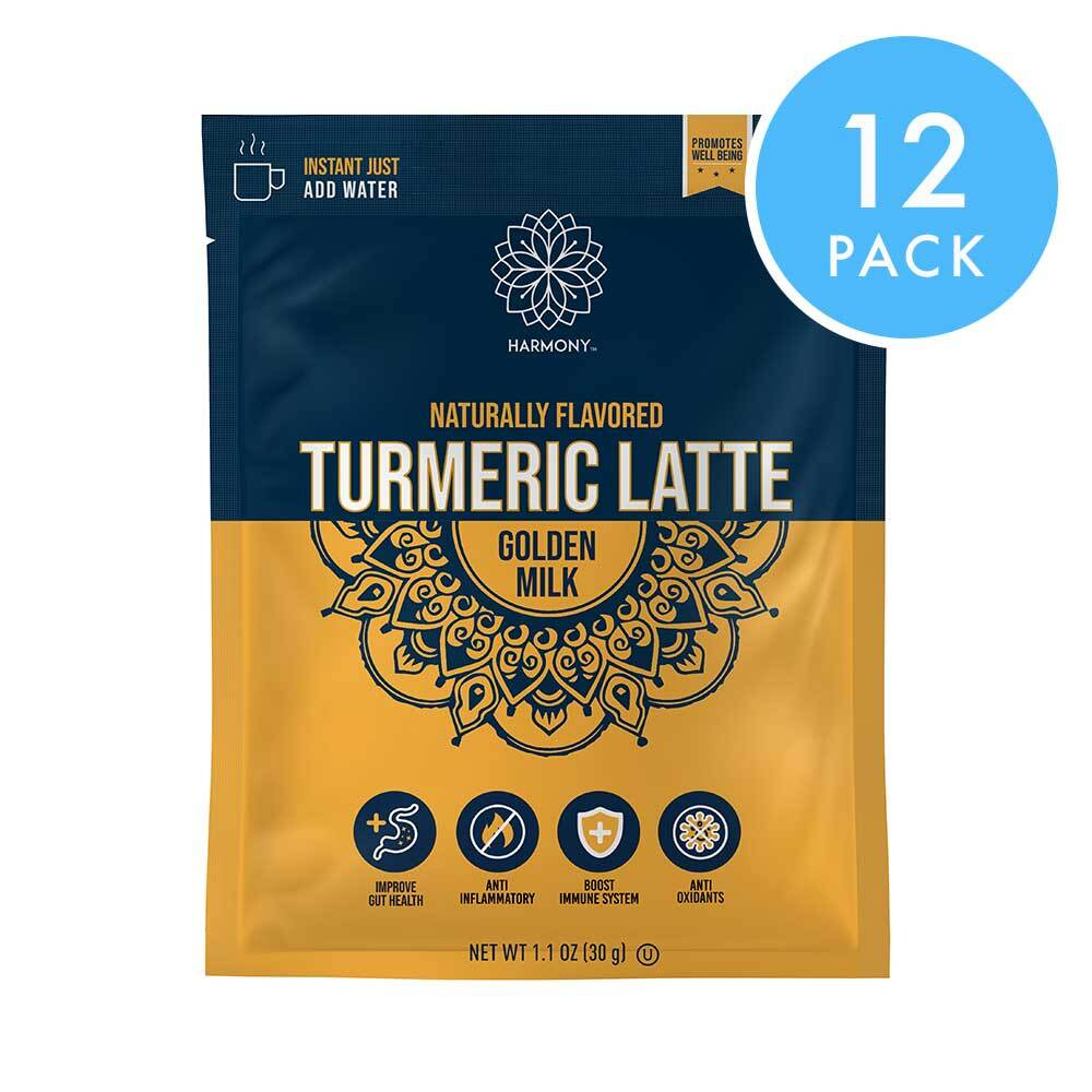 Golden Milk Turmeric Instant Mix