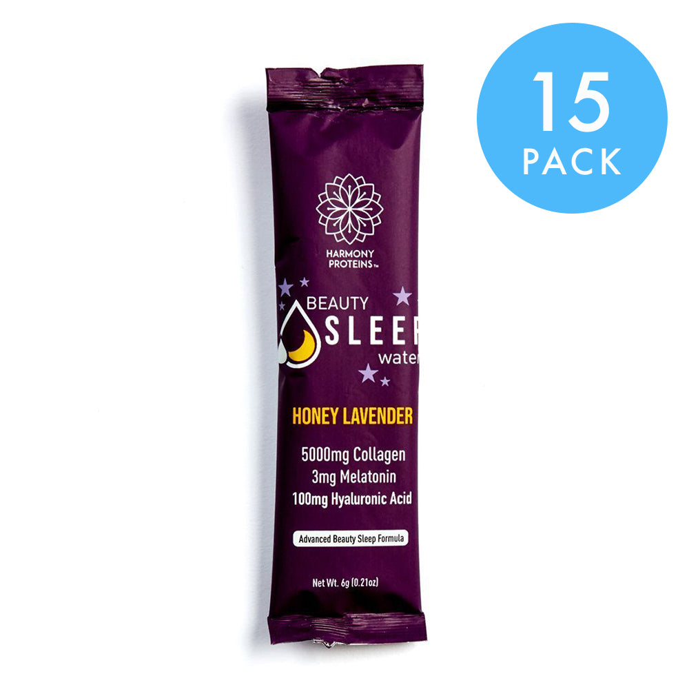 Beauty Sleep Collagen Water Honey Lavender