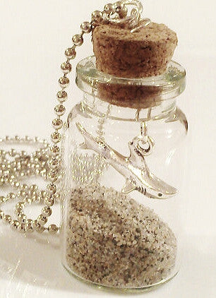 Shark In A Jar Necklace