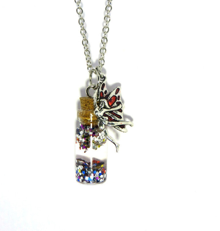 Fairy Dust Necklace - Free Shipping