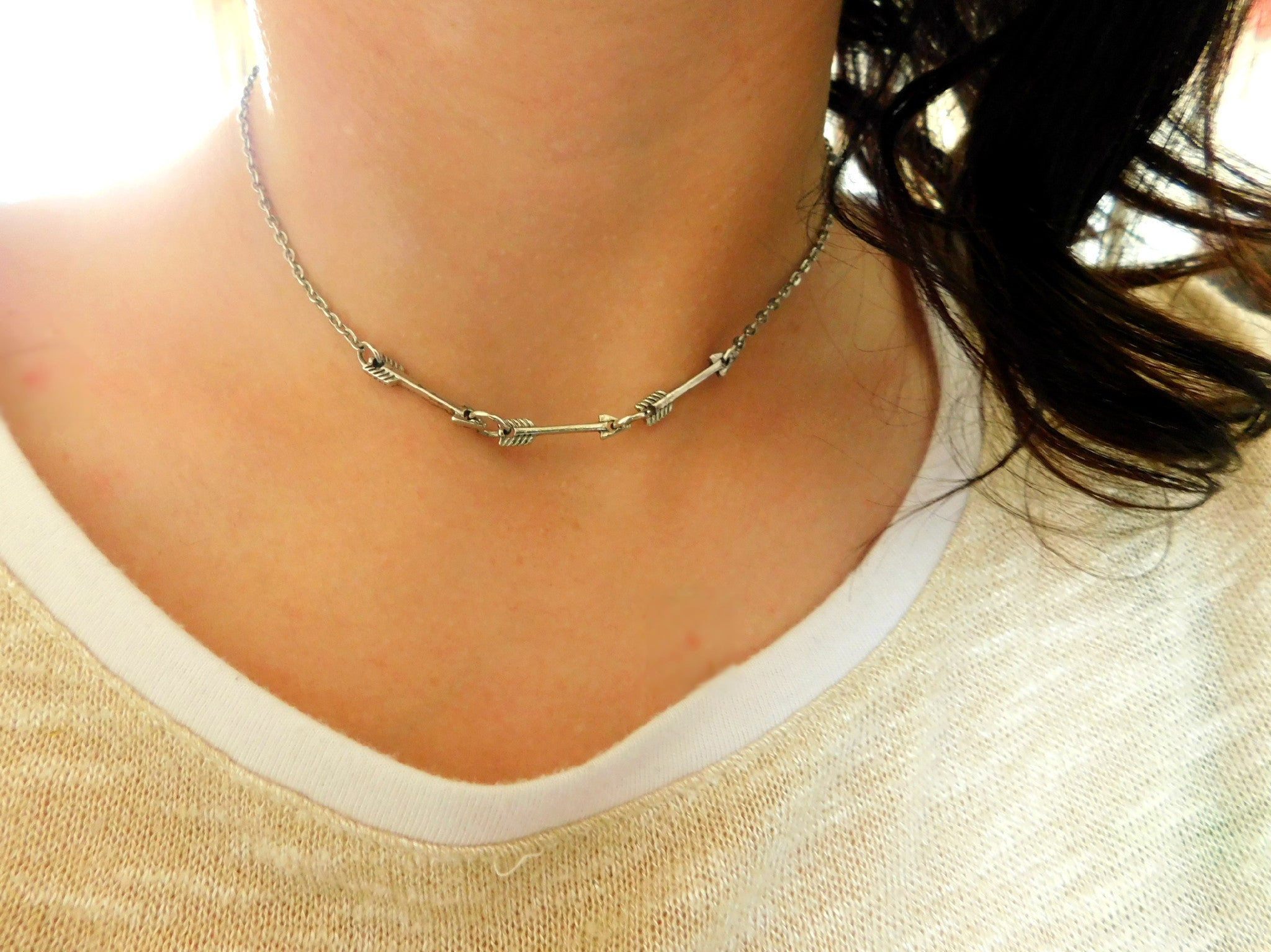 Three Arrow Choker