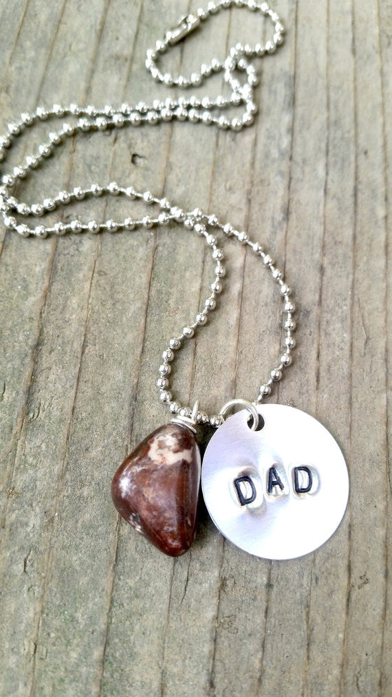 Dad You Rock Necklace