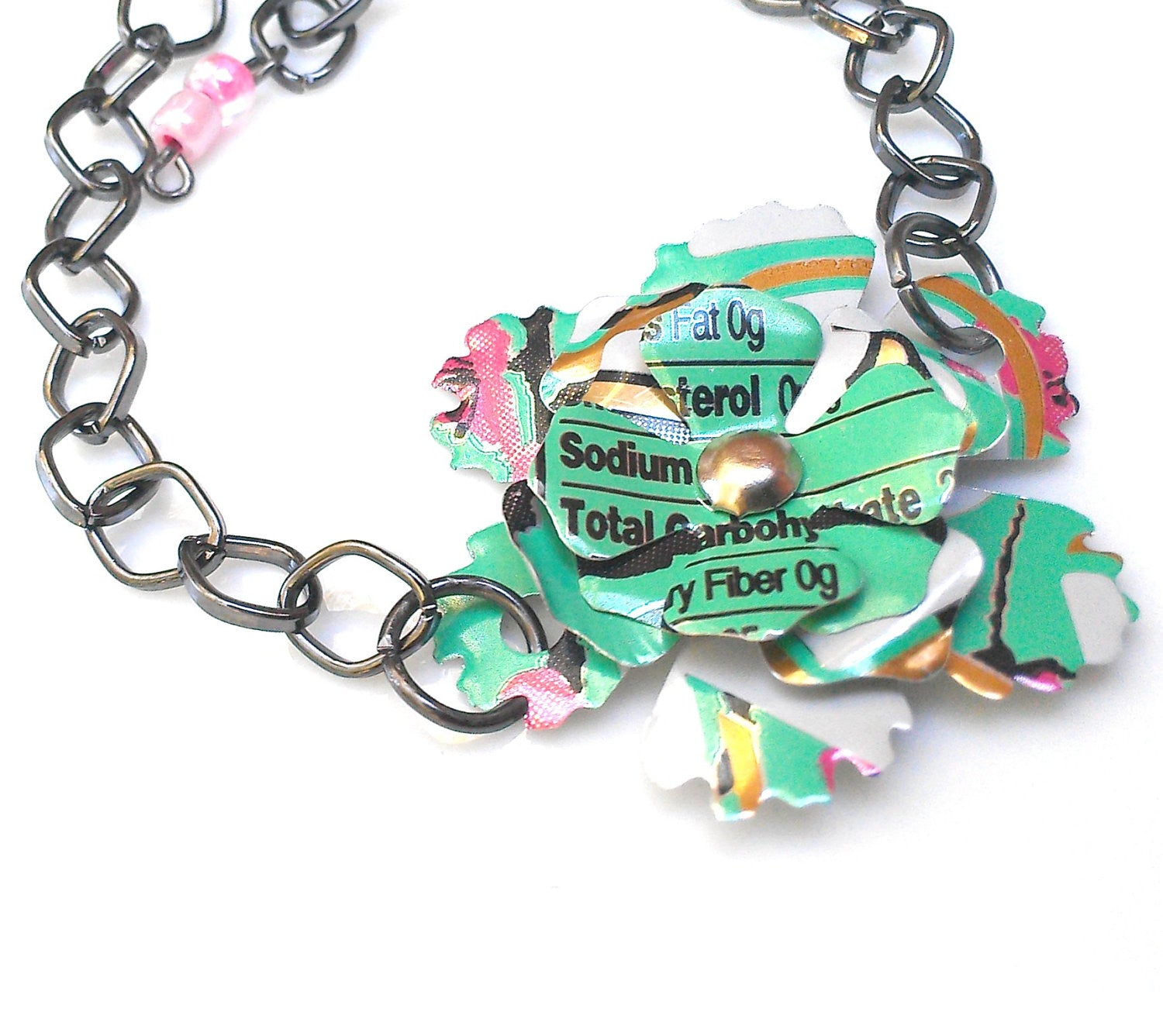 Arizona Tea Big Flower Bracelet