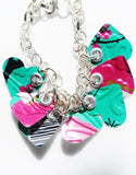 Arizona Tea Heart Charm Bracelet