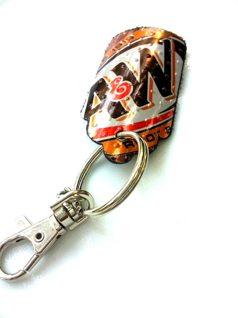 A&W Rootbeer Keychain