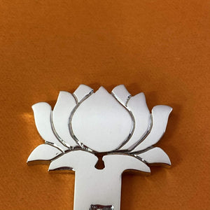 chastity-shop Keys with padlock Lotus with padlock