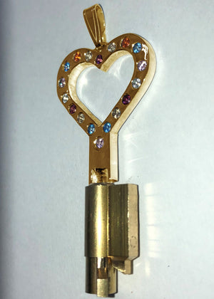 chastity-shop 14 carat gold Colour your Life with cylinder