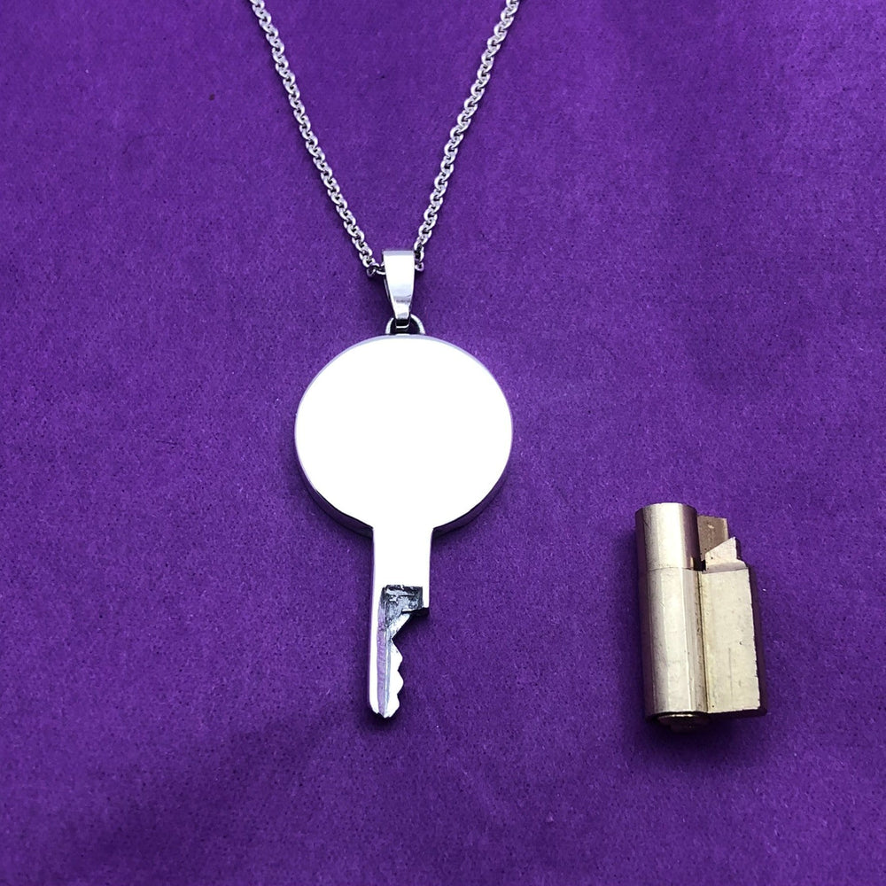 chastity-shop Keys with cylinder lock The Mirror with cylinder