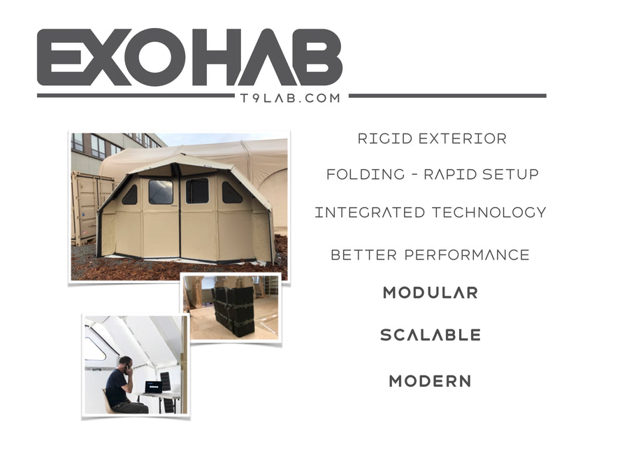 EXOBAY Advanced Manufacturing Bay