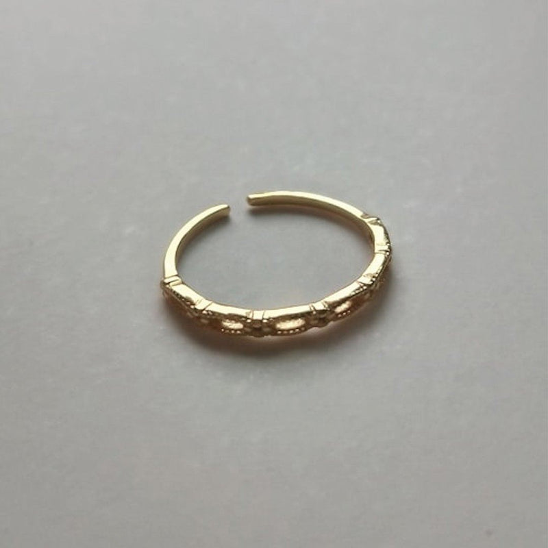 14K Gold Promise Love Ring Set, EB71/2/3 Rings i_did Link ring