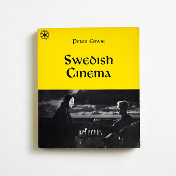 Swedish Cinema by Peter Cowie, A. Zwemmer Limited, Paperback from A GOOD USED BOOK.  1966 No Stated Printing Art