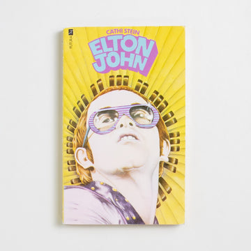 Elton John by Cathi Stein, Futura Books, Paperback from A GOOD USED BOOK.  1975 No Stated Printing Art