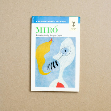 Miro by Jacques Dupin, Mentor-Unesco Art Books, Paperback from A GOOD USED BOOK.