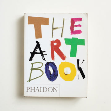 The Art Book by Claire Van Cleave, Phaidon, Small Trade Softcover from A GOOD USED BOOK.