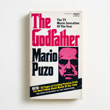 The Godfather (X2376) by Mario Puzo, Fawcett Publications, Paperback from A GOOD USED BOOK.  1969 No Stated Printing Genre