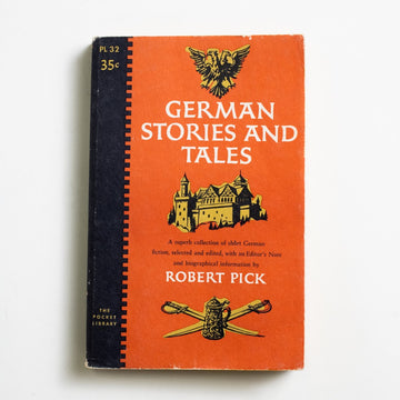 German Stories and Tales edited by Robert Pick, Pocket Library, Paperback from A GOOD USED BOOK.