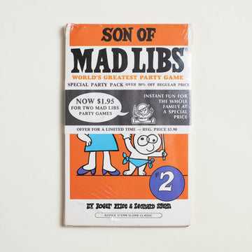 Mad Libs Collection by Roger Price, Price Stern Sloan, Booklet from A GOOD USED BOOK.