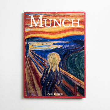 Munch by David Loshak, PRC Publishing, Oversize Hardcover w. Dust Jacket from A GOOD USED BOOK. Edvard Munch grew up reading Edgar Allan Poe, if you couldn't already tell from his paintings.  2002 No Stated Printing Art
