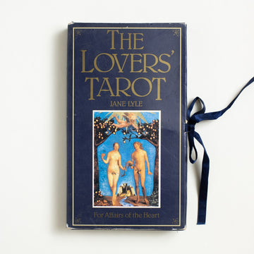 The Lovers' Tarot by Jane Lyle, St. Martin's Press, Box Set from A GOOD USED BOOK.  1992 1st Edition Non-Fiction Tarot