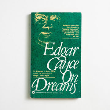 Edgar Cayce on Dreams by Harmon H. Bro, Warner Books, Paperback from A GOOD USED BOOK.