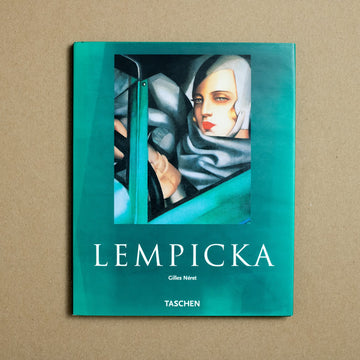 Tamara de Lempicka by Gilles Neret, Taschen, Hardcover w. Dust Jacket from A GOOD USED BOOK.